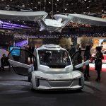 Pop.Up Next, le nouveau drone navette d'Airbus et Audi